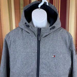 New Tommy Hilfiger hoodie full zip jacket